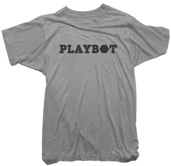 Worn Free T-Shirt - Playbot Tee