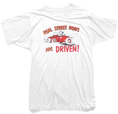 Tom Medley T-Shirt - Real Street Rod Tee