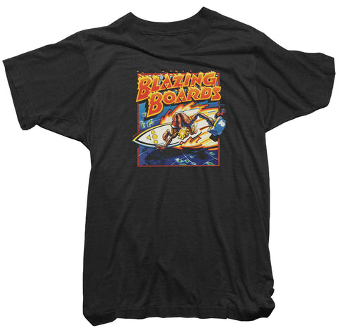 Rick Griffin T-Shirt - Blazing Boards Tee