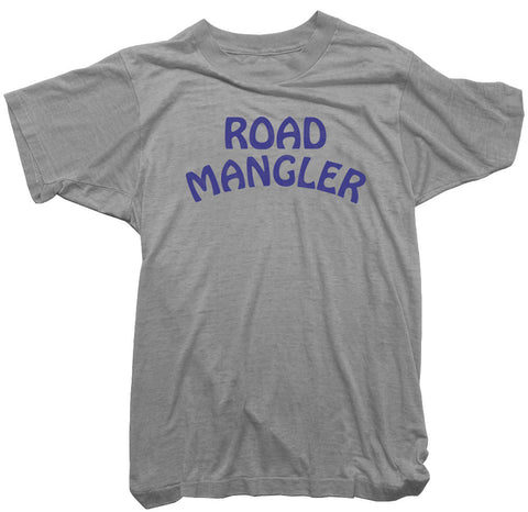 Worn Free T-Shirt - Road Mangler Tee