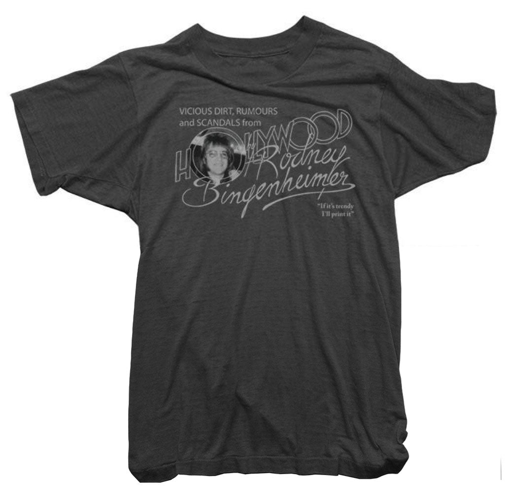 Rodney Bingenheimer T-Shirt - Hollywood Dirt Tee