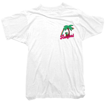 Worn Free T-Shirt - Romford Palm Trees T-Shirt