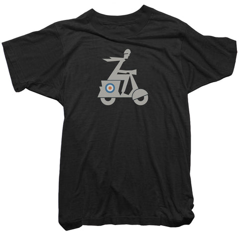 CDR T-Shirt - Scooter Tee