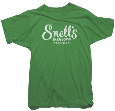 Worn Free T-Shirt - Snells Body Shop T-Shirt