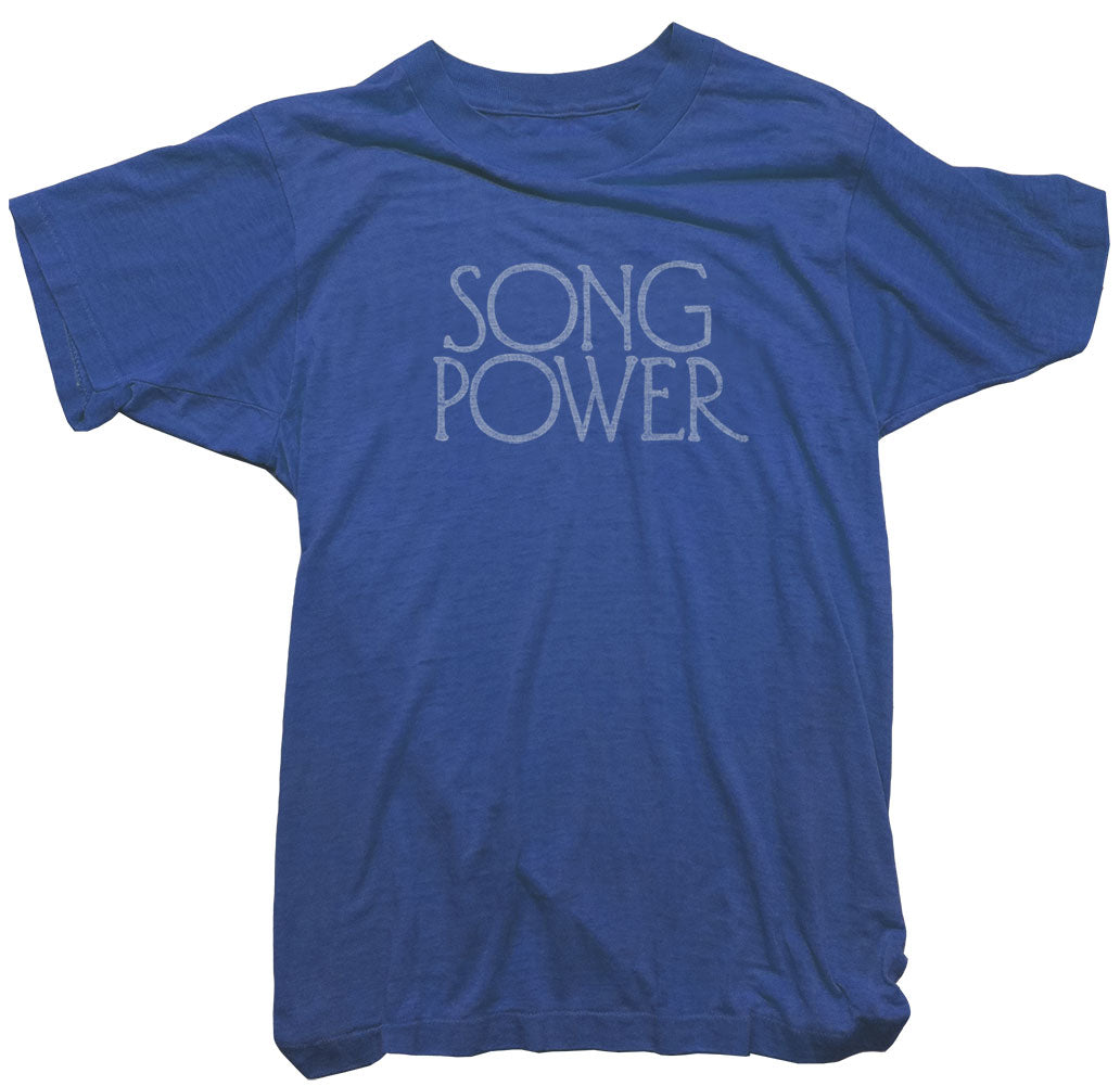Worn Free T-Shirt - Song Power Tee