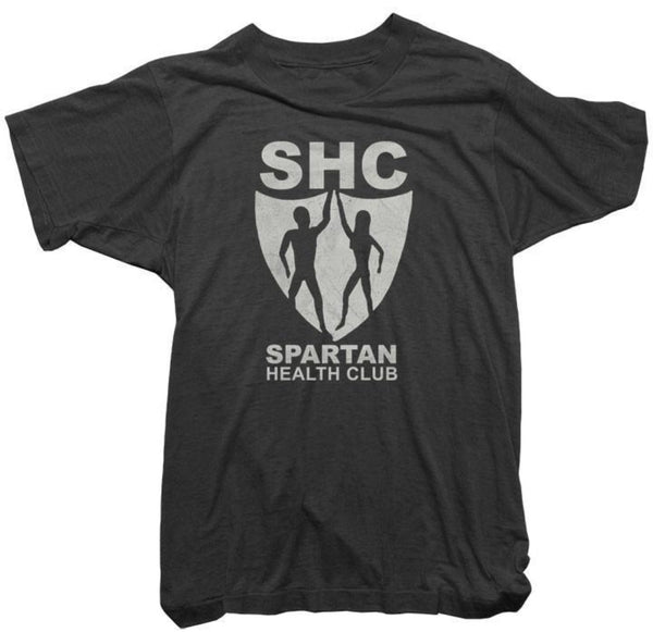 Worn Free - Spartan Health Club Tee