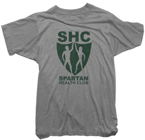 Worn Free T-Shirt - Spartan Health Club Tee