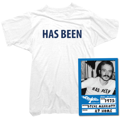 Steve Marriott - Has Been Tee