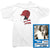 Steve Marriott T-Shirt - Woman Tee worn by Steve Marriott