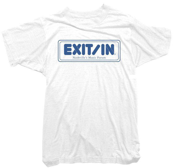 Worn Free T-Shirt - Exit/In Tee