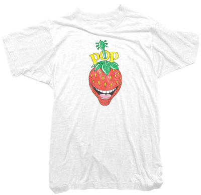 Worn Free T-Shirt - Pop Strawberry Tee