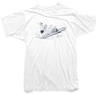 Tom Medley T-Shirt - Surf Hot Rod Tee