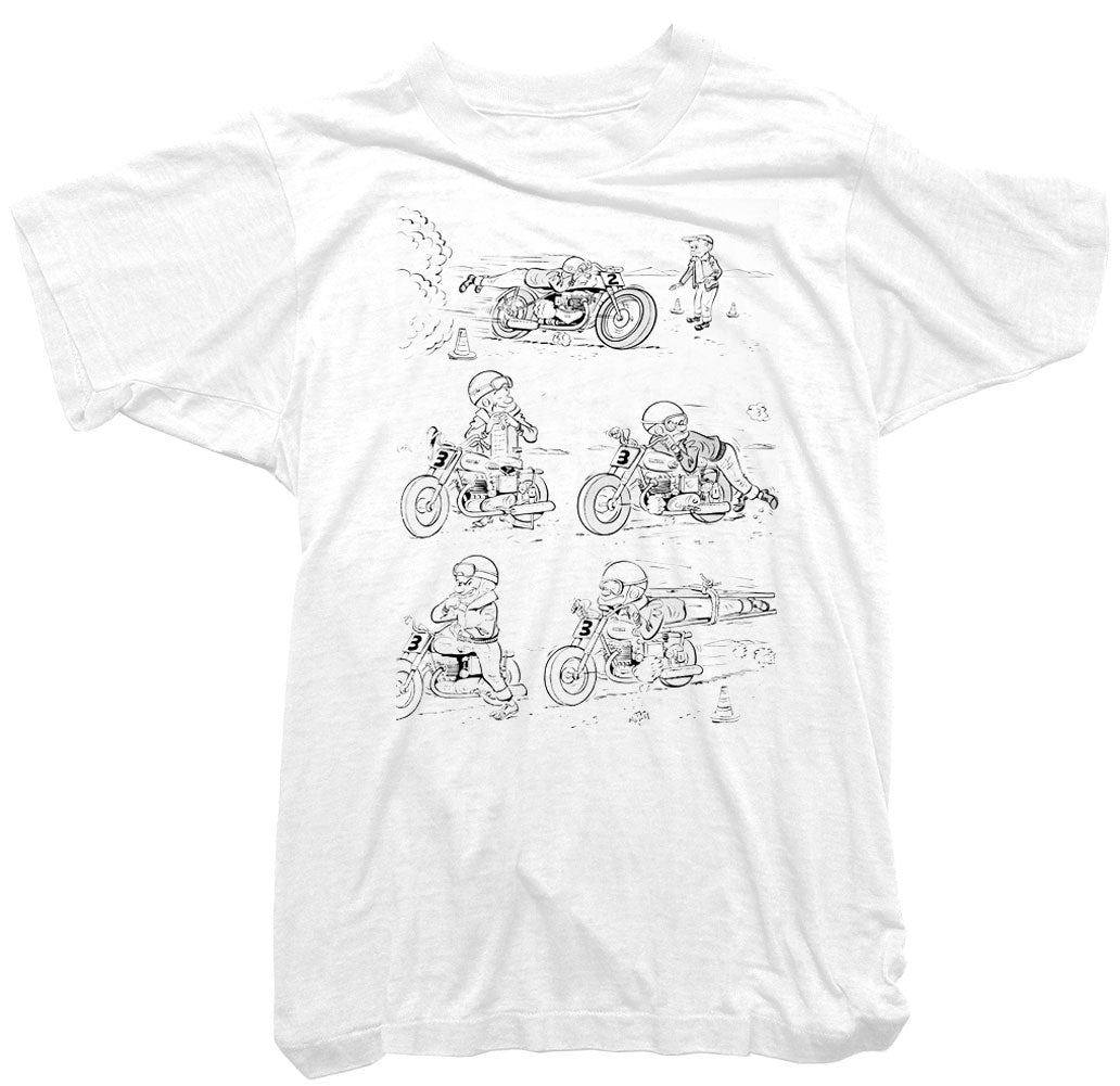 Tom Medley T-Shirt - Snodgrass Strip Tee
