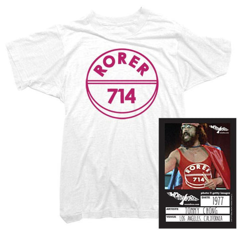 Cheech & Chong - Rorer 714 Tee