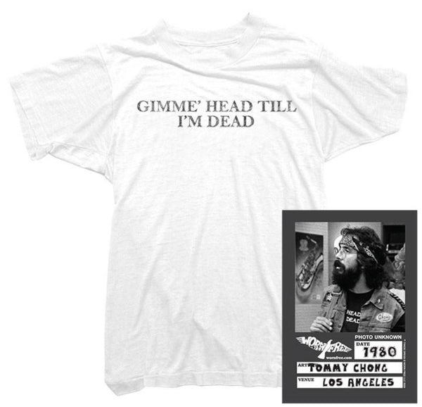 Cheech & Chong - Gimme Head Tee