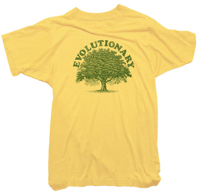 Worn Free T-Shirt - Evolutionary T-Shirt