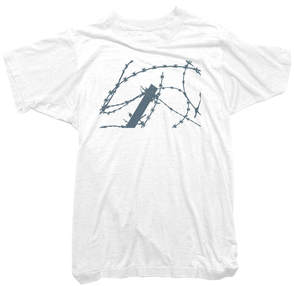 Worn Free T-Shirt - Barb Wire Tee