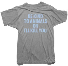 Worn Free - Be Kind to Animals Tee