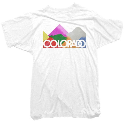 Worn Free - Colorado Tee