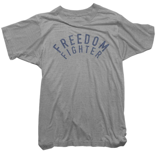 Worn Free T-Shirt - Freedom Fighter Tee