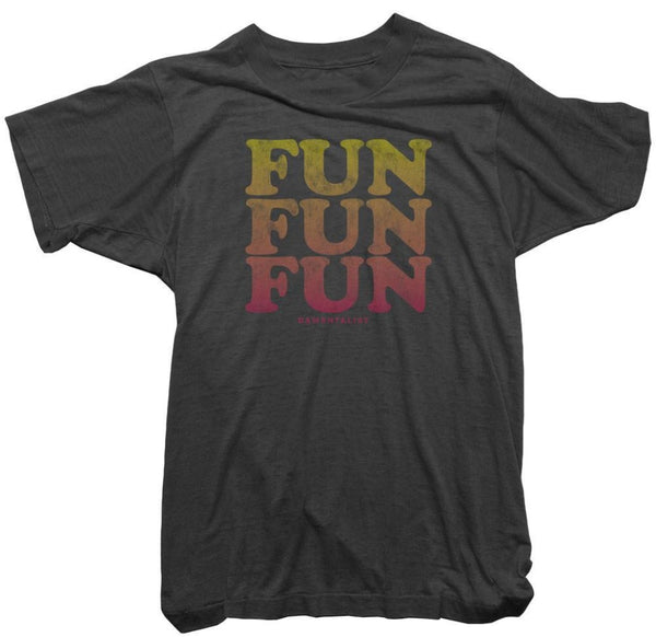 Worn Free T-Shirt - Fun Fun Fundamentalist Tee
