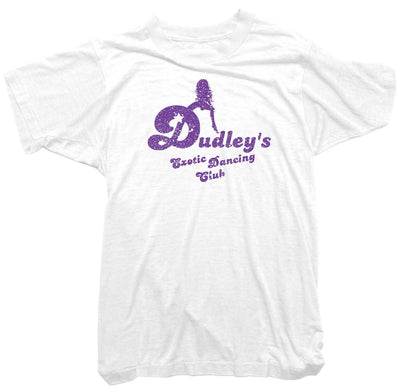 Worn Free T-Shirt - Dudley Exotic Dance Club Tee