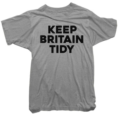 Keep Britain Tidy T-Shirt