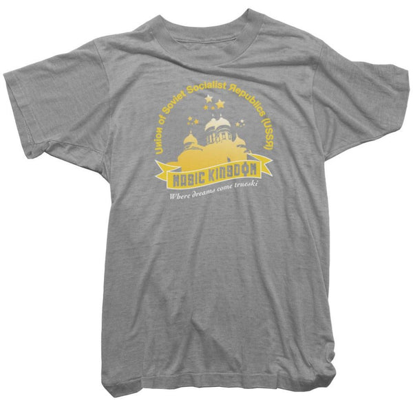 Worn Free T-Shirt - Magic Kingdom Tee