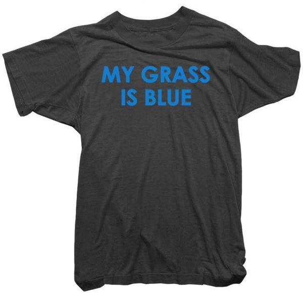 Worn Free - My Grass is Blue Tee