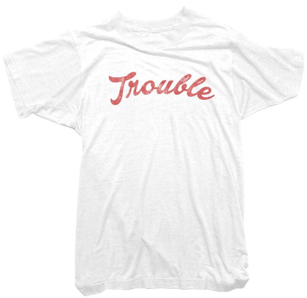 Worn Free T-Shirt - Trouble Tee