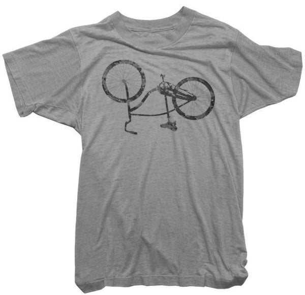 Worn Free T-Shirt - Bike Tee