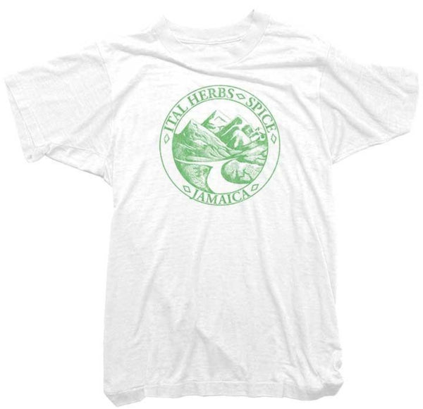 Worn Free T-Shirt - Ital Herbs and Spices Tee