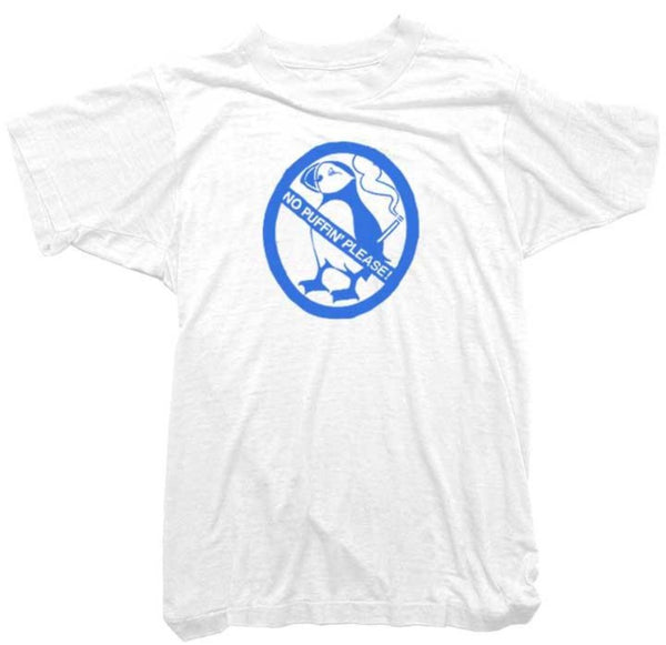 Worn Free T-Shirt - No Puffin Tee