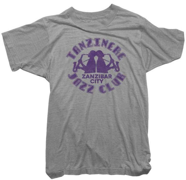 Worn Free - Tanzania Jazz Club Tee