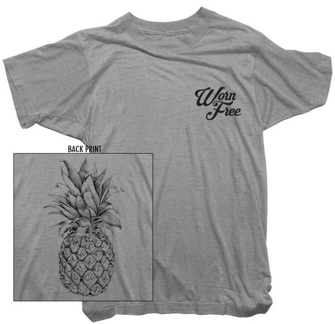 Worn Free T-Shirt - Pineapple Tee