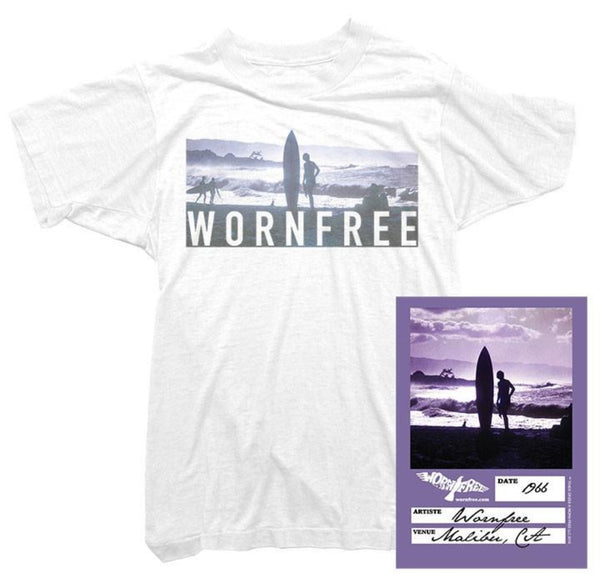 Worn Free - Surf Break Tee