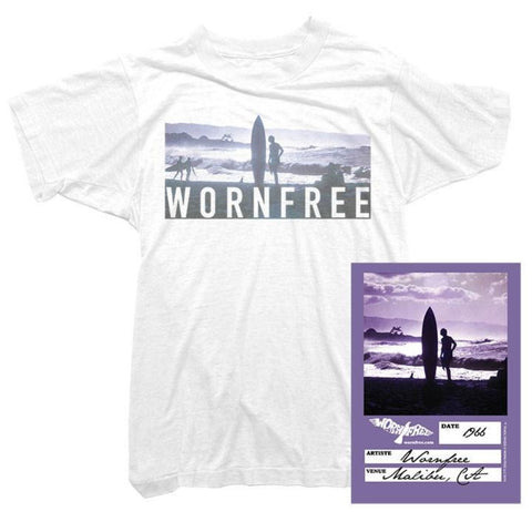 Worn Free T-Shirt - Surf Break Tee