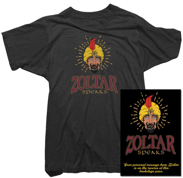 Zoltar T-Shirt - Zoltar Speaks T-Shirt