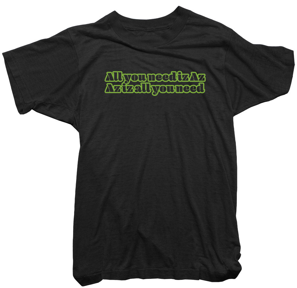 Aziz T-Shirt -  All you need is Az Tee