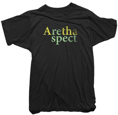 Aretha Franklin T-Shirt -  Aretha respect combo Tee