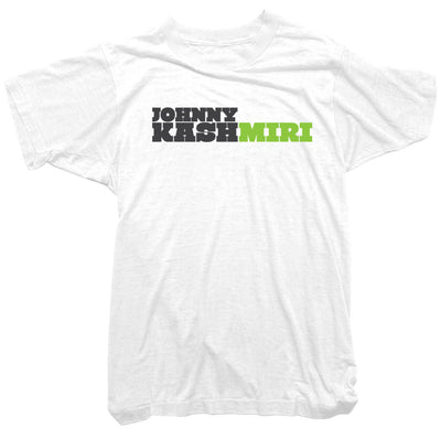 Aziz T-Shirt -  Johnny Kashmiri Tee