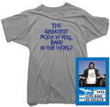 Keith Moon - Rock N Roll Tee