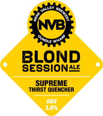 Blond Session Ale 3.8% 9g