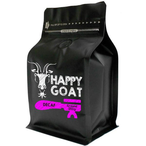 Happy Goat Coffee Decaf 250g