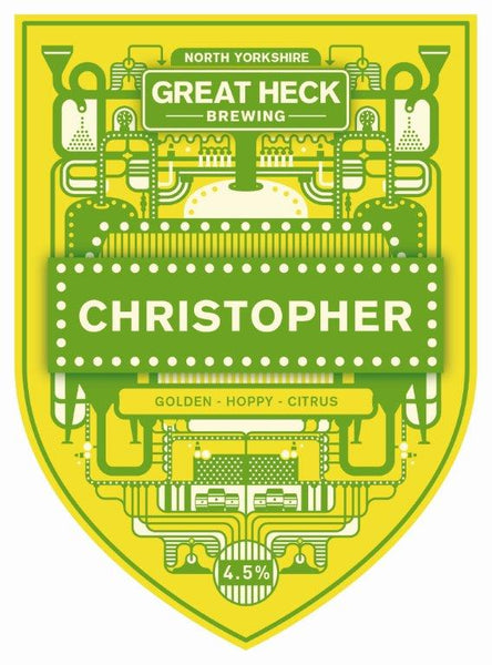 Christopher 4.5% 9g
