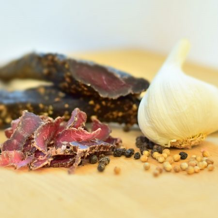 Garlic Billtong 35g