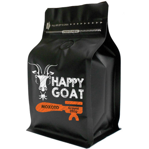 Happy Goat Moxoto Ground 250g x 4