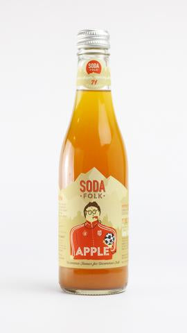 Soda Folk Apple 330ml