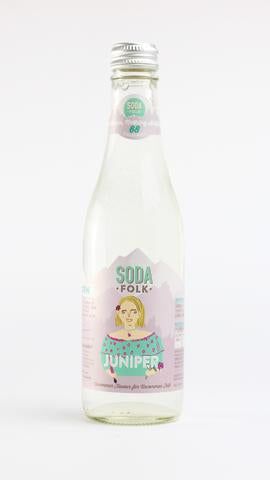 Soda Folk Juniper 330ml