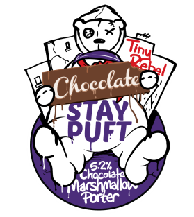 Stay Puft Chocolate Marshmallow Porter 5.2% 9g